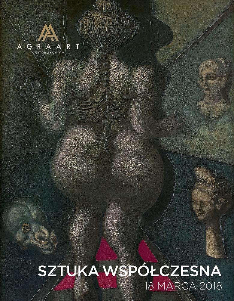 Aukcja Sztuki Współczesnej - 25.03.2018 - Informacje