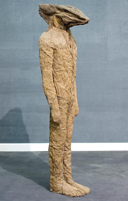 Magdalena Abakanowicz, Ibis, materiały prasowe Agra-Art, for. Marcin Zieliński