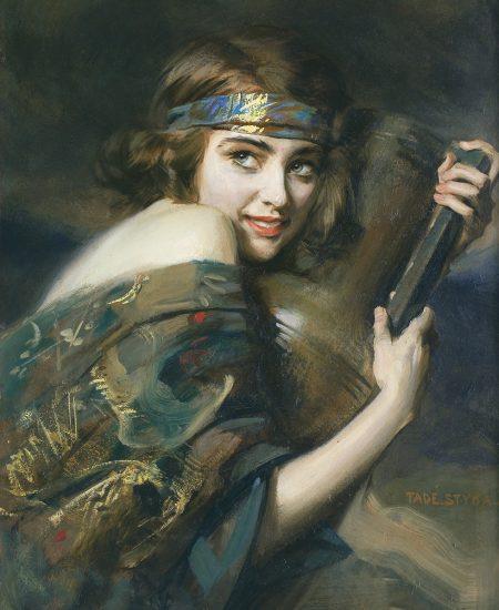 Tadeusz Styka - Aukcja sztuki dawnej 17 czerwca