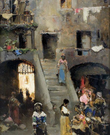 Wilhelm Kotarbiński - Aukcja sztuki dawnej 17 czerwca