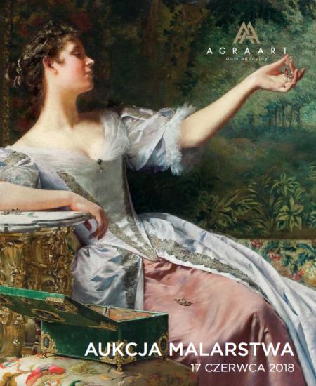 Władysław Czachórski, Blask klejnotu - Aukcja sztuki dawnej 17 czerwca